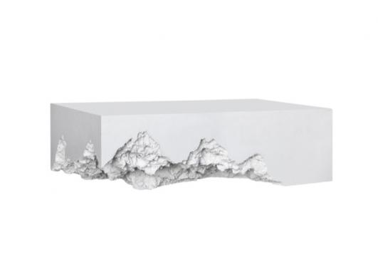 Volume Gallery_Float by Snarkitecture in 2012 - cast marble