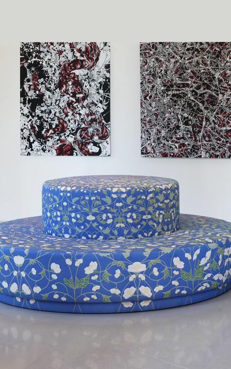 Galerie VIVID, Rotterdam Centraal - Minale-Maeda, Han Hoogerbrugge