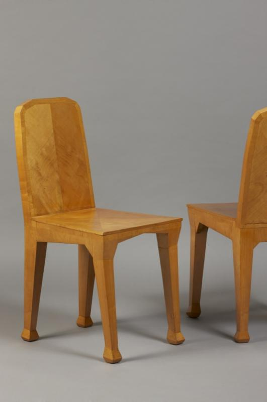 Frank Laigneau: Pair of Armchairs by anonymous in 1920