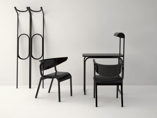 """Perch"" Collection by Pierre Favresse"