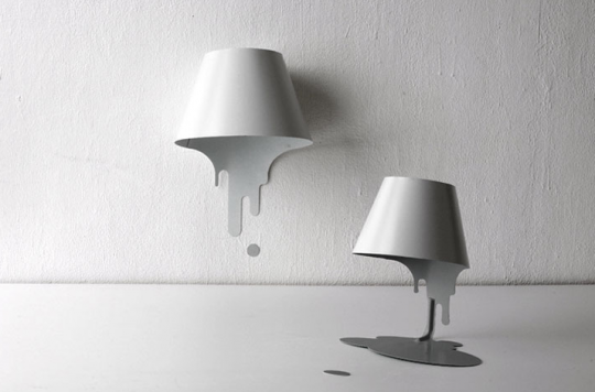 Liquid Lamp by Kyouei Design