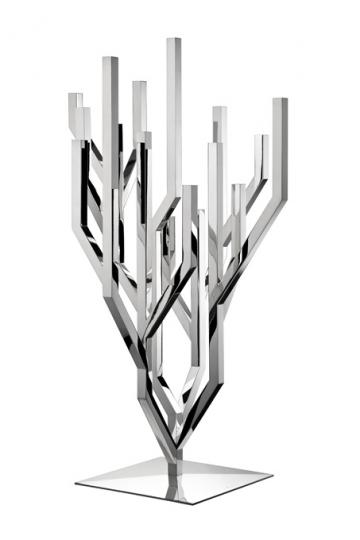 Candelabra by Christofle, featured in the French Design Forum 2010