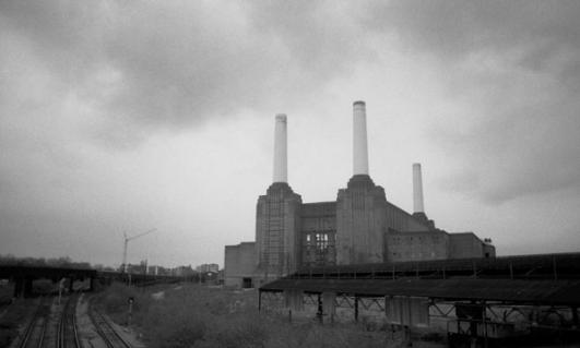 Image of Battersea Power Station added by Margaret Howell [image: Dominic French]