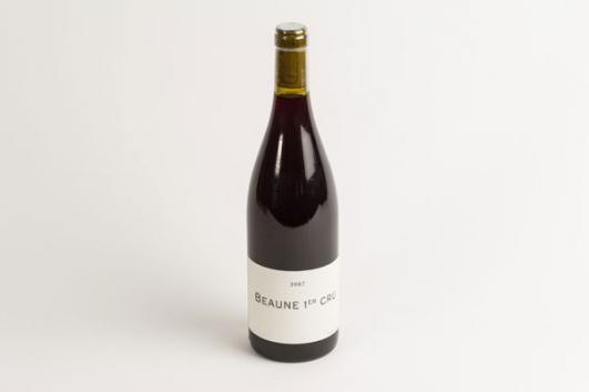 A good bottle of 2012 Burgundy added by Sir Terence Conran  [image: Dominic French]