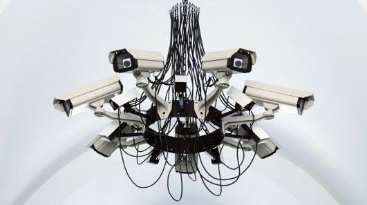 Addie Wagenknecht, Asymmetric Love (2013) Courtesy bitforms gallery, New York. Photograph by David Payr © Addie Wagenknecht
