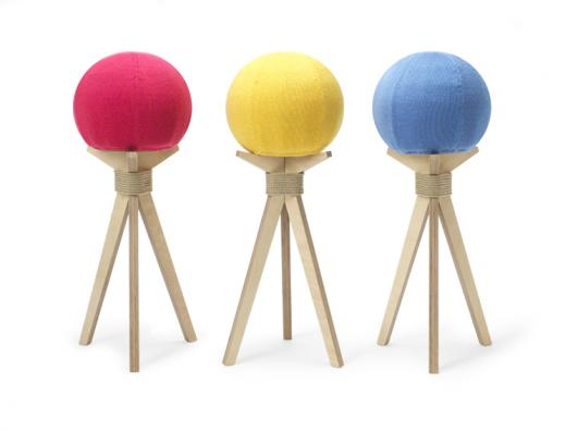 Design K - Dandelion stool - http://www.designk.co.uk/