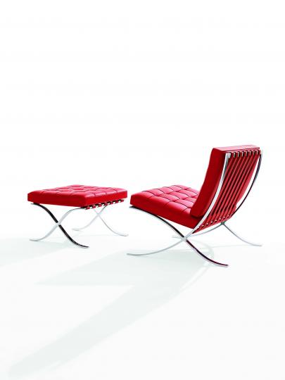 Barcelona Chair - Knoll